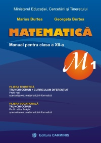 Manual clasa a XII-a, M1