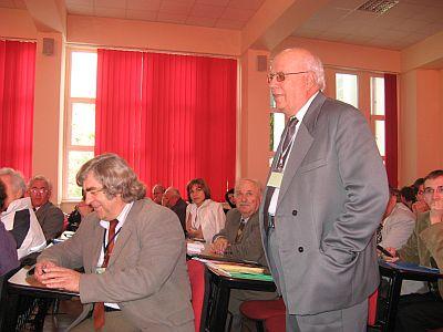 Interventia  academicianului Radu Miron